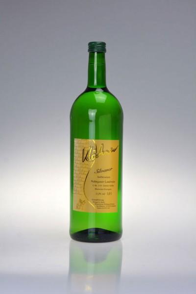 #2 2018er Silvaner Nahegauer Landwein