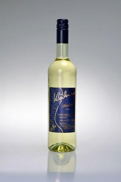 #7-17 2017er Riesling Qualitätswein