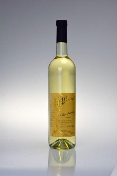 #15 2018er Chardonnay Qualitätswein edelsüß