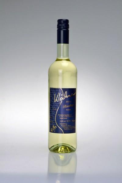 2017er Riesling Qualitätswein