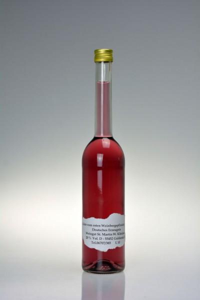 #31 Likör vom Roten Weinbergspfirsich